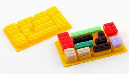 Stampi silicone Lego