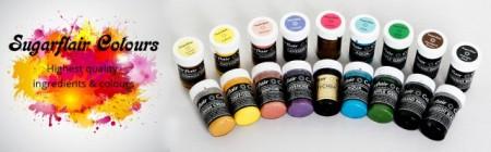 Colorante in Gel Sugarflair