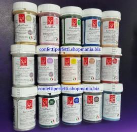 ORO Colorante Lipo in polvere concentrato.Modecor per decorare torte