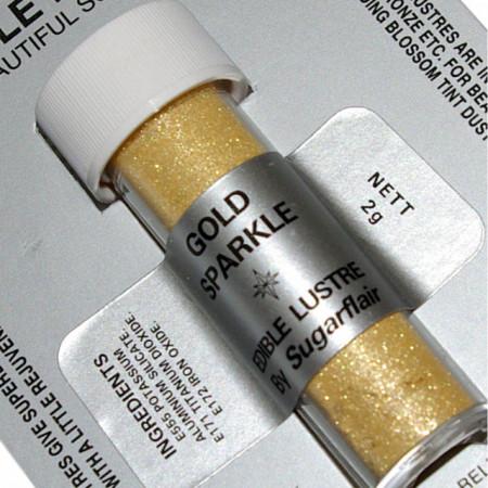 Oro Perlescente Colorante n polvere