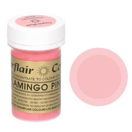 Rosa Fenicottero. Linea Spectral. Coloranti in Gel concentrati. Flamingo Pink. Sugarflair