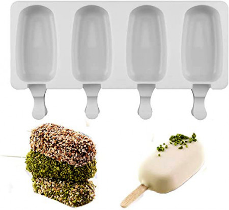 Stampo silicone per gelato magnum