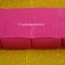 1 Kg. Fuxia. Pasta di zucchero Confetti Perfetti. Gluten Free