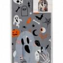 10 x 5 x 24 cm. Set di 20 Sacchetti Halloween Alimentari con Nastrini. Wilton