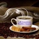 Caffè aromatizzato Mandorle e Amaretto Milano. Disponibile in Grani e Macinato.