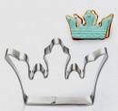 Corona Re. Grande Stampo in metallo