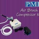 Aerografo con Compressore. Originale PME