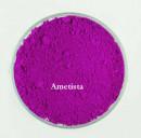 Ametista. Colorante concentrato Lipo in polvere