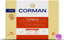 Burro Piatto Express 82% m.g. Placche. Corman. Disponibile solo con PRENOTAZIONE