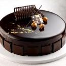 Cioccolato. Glassa a Specchio. Laped 3 Kg.