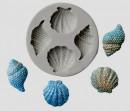 Conchiglia di Mare. Stampo silicone