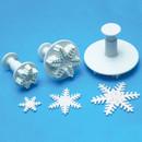 Cristalli e Fiocchi di neve. 3 Stampi espulsione