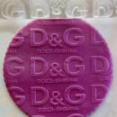 Dolce e Gabbana. Mattarello Acrilico per decorazione D&G