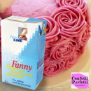 Fanny Dolce Unigrà. Panna Vegetale
