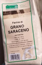 Farina diGrano Saraceno fine. 500 gr