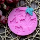 Foglie di Edera. Stampo in silicone per decorazioni torte