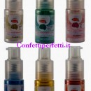 Lucidanti Perlati Spray in polvere.