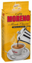 Macinato Giallo Classico. Vero espresso Napoletano. Moreno