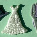 Matrimonio e Sposi. Stampo in silicone