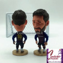 Messi. Barcellona. Statuina in PVC Resina