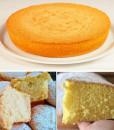 Pan di Spagna, Muffin e Torta Margherita. PARADISO.Irca. Una miscela Sublime