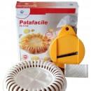 Patafacile, chips Patatine al forno e Cottura Senza Grassi in Microonde !!!