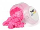 Rosa con effetti Metallici molto Luminosi e Scintillanti. Colorante Lipo in polvere. Sparkle Lustre Magic Colour