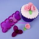 Rosa Cupido. 2 Stampi in plastica
