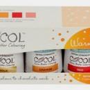 Set di 5 coloranti al Burro di Cacao Giallo, Grancione, Rosso, rosa e Oro per Cioccolato. SK Professional COCOL Cocoa Butter Colouring Squires Kitchen