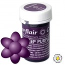 Viola Forte. Linea Pastello. Coloranti in Gel concentrati. Deep Purple.Sugarflair