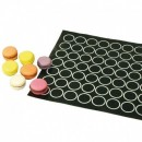 Macaron. 300 x 400 mm. Tappetino da Forno in silicone. Patisse