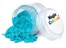 Blu con effetti Metallici molto Luminosi e Scintillanti. Colorante Lipo in polvere. Sparkle Lustre Magic Colour
