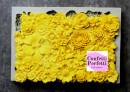Composizione Floreale. Stupendo stampo in silicone di grande effetto
