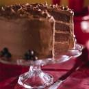 Decora.Chiffon Cake 25 cm. Tortiera in alluminio anodizzato.