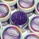 Glitters Lavanda. RD Sparkles Decorativi Jewel Lavender. Rainbow Dust