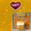 Glitters Oro Giallo. Edibile al 100%. Rainbow Dust