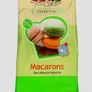 Gluten Free. Macaron realizzati in modo semplice e veloce e senza Glutine. Confezione da 400 gr.