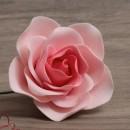 Gum Paste Rosa Tea per Fiori. Nuova ricetta Decorina Vip per modellare in 3/D. Ideale per Fiori.