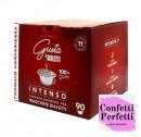 INTENSO. Caffè Bialetti Gusta 90 Capsule originali