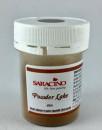Marrone. Colorante alimentare Lipo in polvere 5 gr. Saracino