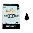 NERO Gel 28 g. Nuovo Colorante Alimentare. Decora.