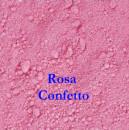 Rosa Confetto. Colorante concentrato Lipo in polvere