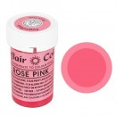 Rosa. Linea Pastello. Coloranti in Gel concentrati. Rose Pink. Sugarflair