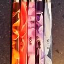 Set di 5 pennelli per decorazioni di varie misure e dimensioni con Ball Tool.