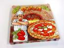 Set di 5 Scatola Pizza con stampa Pizzeria