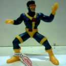 Statuina in PVC  di Cyclops Marvel Supereroi.