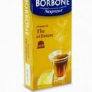 Tè al Limone. Caffè Borbone Respresso. 10 Capsule