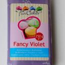 Viola.Pasta di zucchero FunCakes. 250 gr. Senza Glutine e Kosher