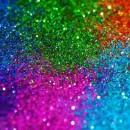 Glitter 100% Alimentari perlescenti 0.5 mm.Vari colori.