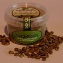 Caffè verde macinato aromatizzato al cardamomo.